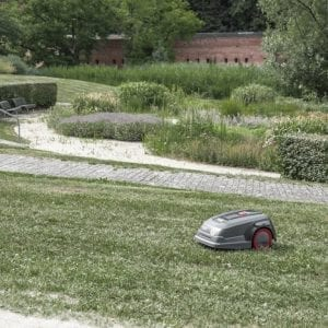 Solo by AL-KO Robolinho® 2000 IW Robotic Lawnmower
